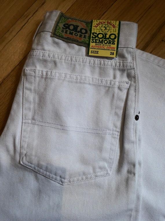 Deadstock Vintage Solo Semore Jeans | size 28
