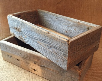 rustic wood box, repurposed wood box, wooden box, wedding decor, rustic wedding decor, Easter decor, Rustic Easter decor, Rustic Decor