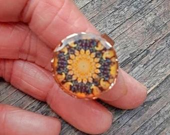 Boho Sun Ring,  Bohemian Sunflower Ring,  Sunbeam Ring,  Starbust Ring,  Bohemian Jewelry, Adjustable Ring, Statement Ring, Chunky Ring
