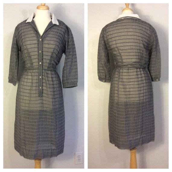 Vintage 50's L'aiglon Dress Small