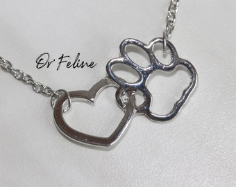 Necklace | Animal lovers | -for lovers of dogs and cats!