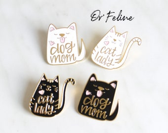 Pine trees | Lady cat or MOM dog?   | -for lovers of dogs and cats!