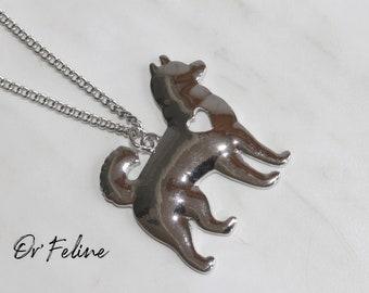 Necklace | Husky | -for lovers of dog sledding!