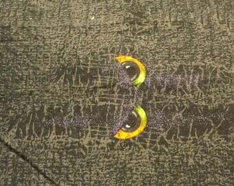 Dragon Eyes Fabric