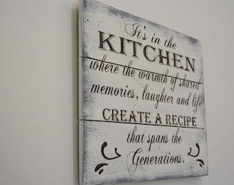 Kitchen Wall Decor | Kitchen Wall Decor Etsy
