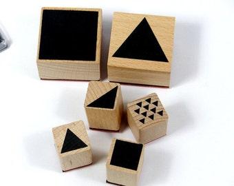 Timbre timbres la valeur géométrique