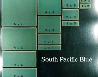Field tiles, wall tile, backsplash tile, fireplace tile, kitchen tile
