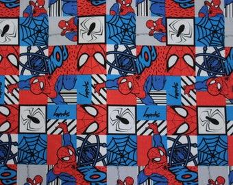 Envelope Style Pack n Play Sheet - Spiderman