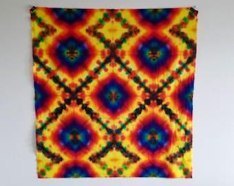 Tie Dye Tapestry!