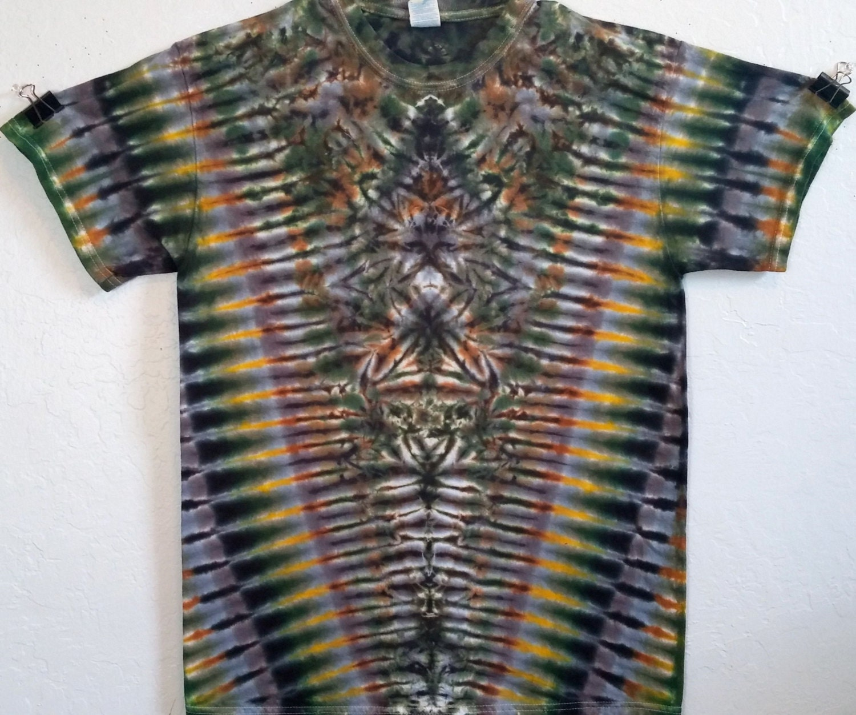 Camouflage Tie Dye Shirt Custom Made Etsy
