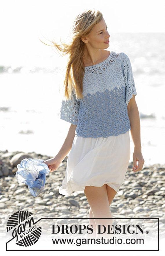 Häkeln Sie Pullover stricken Leinen Viskose Baumwolle weite