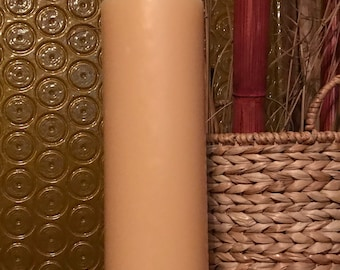 extra large 4x12 pillar candle