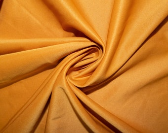 ff401ef6f94 Mustard Scuba Techno #29 Double Knit 2-Way Stretch Polyester Lycra Spandex  Apparel Craft Fabric 58