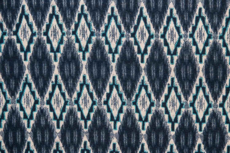 29147c9cd23 Multicolor Geometric Jersey Knit Print 145 Rayon Polyester   Etsy