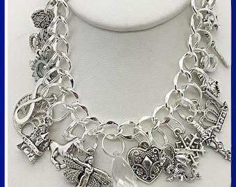 Iron Fey Custom Bracelet