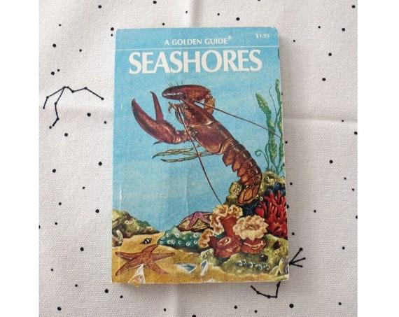 Seashores Guide Book Vintage Golden Guide