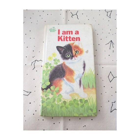 Kitten Book Golden Children's Cat Book