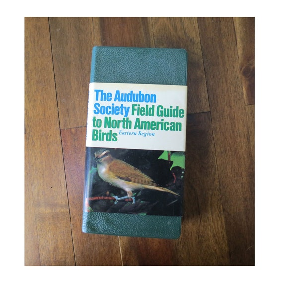Bird Field Guide / Audubon Society Field Guide to North American Birds Eastern Region / Bird Identification / Ornithology Reference