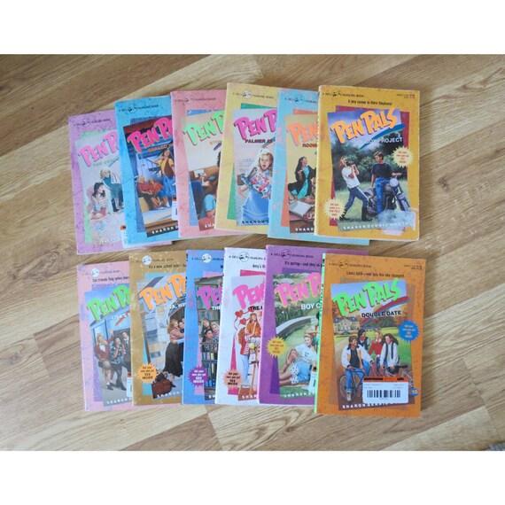 Vintage Teen Books Pen Pals Series 90s YA Fiction