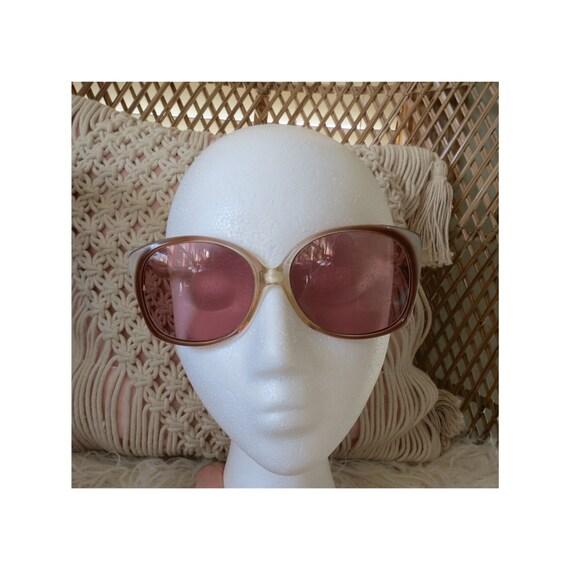 70s Sunglasses Retro Oversized Glasses