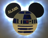 R2D2 Star Wars Disney Cru...