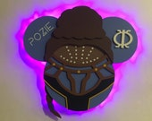 Black Panther magnet, Shuri Disney Princess Door Magnets with Lights for Disney cruise, Wakanda magnet, Disney cruise door magnet