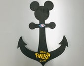 Anchor door decoration Di...