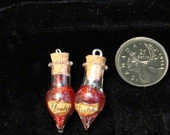 Health Potion pendant
