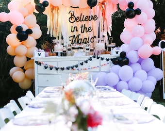 Tablecloth Fringe Backdrop, Flagtape Backdrop, Fringe Backdrop, Birthday, Party Theme, Customizable