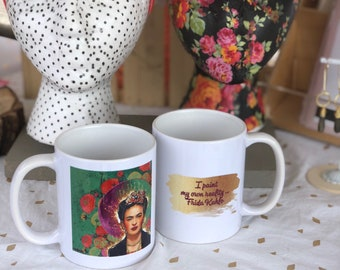 Frida Kahlo Las Ofrendas Mug