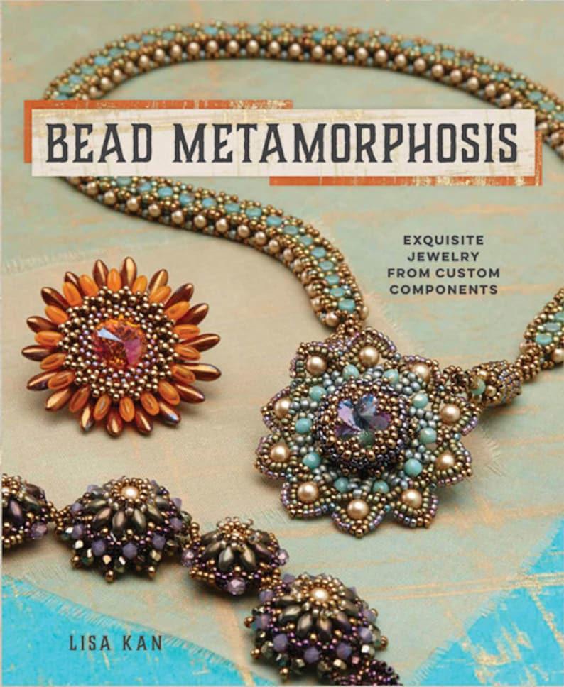 Bead Metamorphosis: Exquisite Jewelry from Custom Components image 0