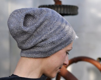 North Lyme slouchy Hat PDF knitting pattern (instructions) ead9695dd40