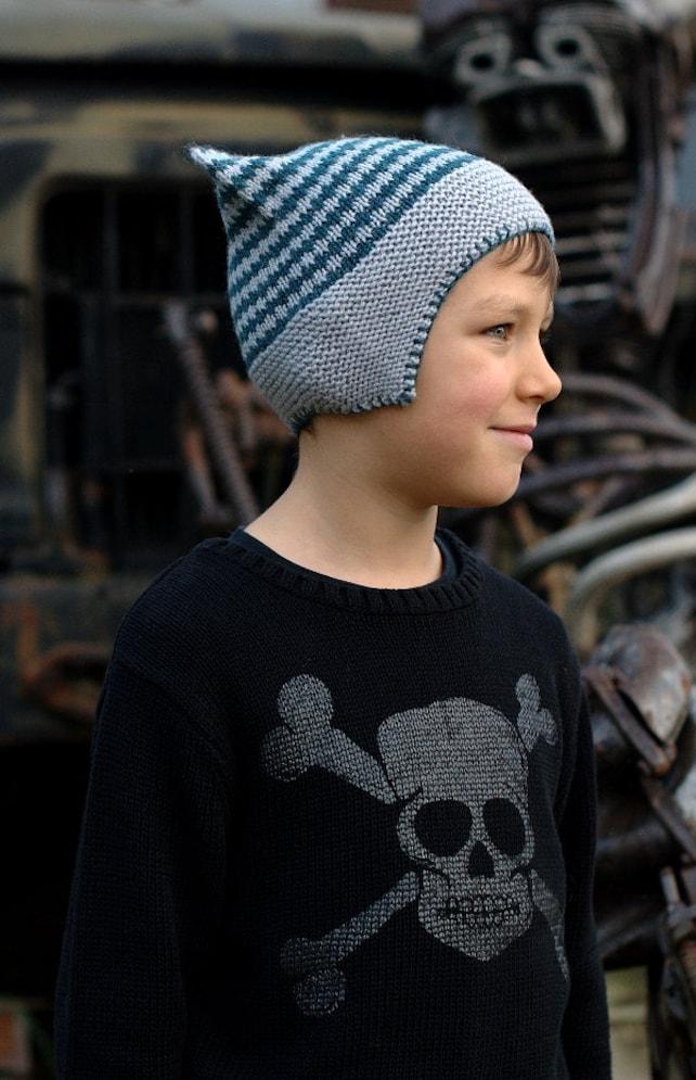 Pinion Chullo Hat Pdf Knitting Pattern Instructions Etsy