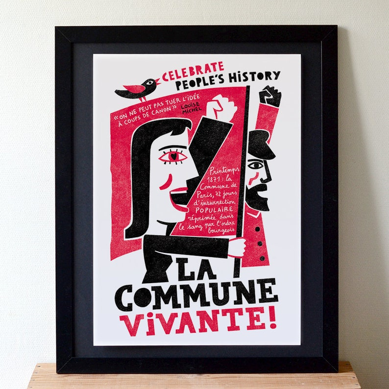 Poster The Living Commune image 0