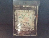 UNOPENED CANDLEWICKING Kit. JACOBEAN Butterfly. In very good ondition. Not sure of year, but is a vintage kit