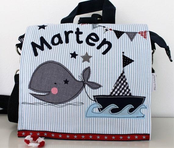 Nursery Backpack Nursery Bag with Name Backpack Nursery Child Backpack Kita Bag Gym Bag Set Wal Boot Milla Louise