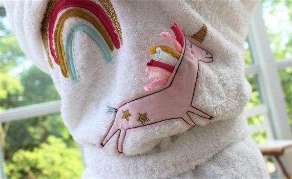 bathrobe girl, bathrobe terry cloth, terry cloth coat, bathrobe child, bathrobe unicorn, bathrobe cotton, children's bathrobe