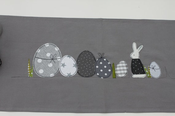 Express shipping!! Table Runner Easter, Tablecloth Easter, Table Runner, Easter,Easter Bunny, Easter Eggs, Spring, Spring Decoration,Milla Louise