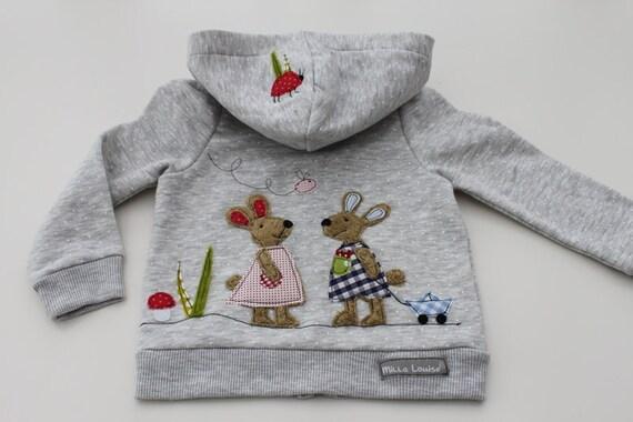 Hoodie Children Girl Sweatshirts Milla Louise