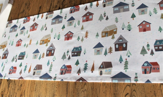 short delivery time! Table runner tablecloth middle blanket tablerunner autumn tablecloth Christmas table decoration Weihanchten tablecloth xmas