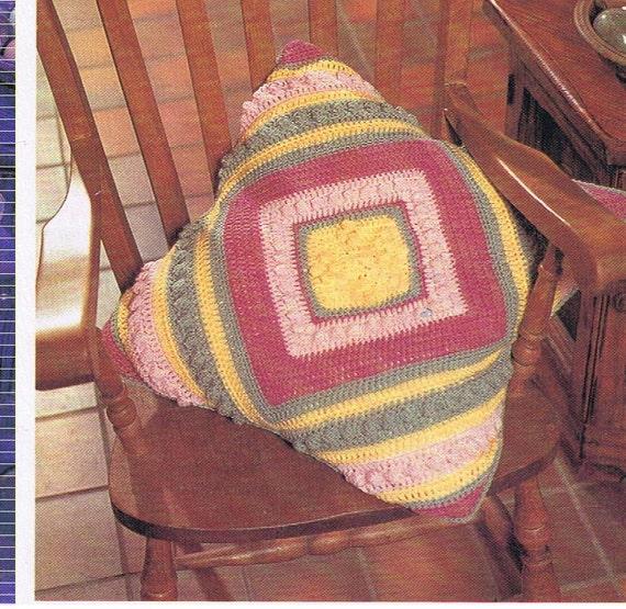 häkeln Sie Muster /pillow /bobble Kissen häkeln Muster/leicht | Etsy