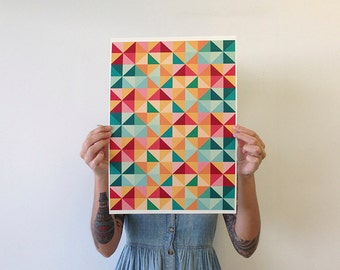 A3 Candy Print
