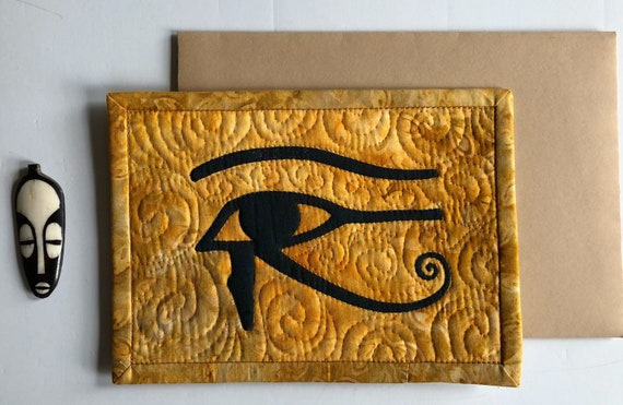 Eye Of Horus Egyptian Symbol For Protection Royal Poer And Etsy