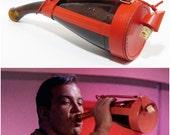 Star Trek Saurian Brandy Whiskey Bottle Prop Decanter