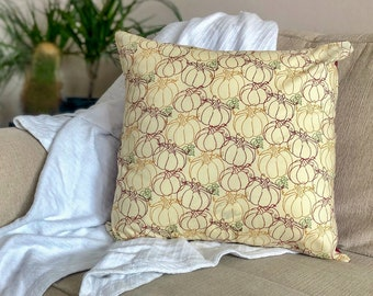 envelope pillow tutorial diy inspired.htm pumpkins sunflowers leaves oh my accent pillow cover etsy  leaves oh my accent pillow cover