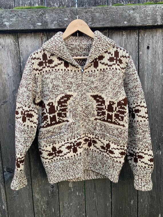 Vintage Cowichan jacket