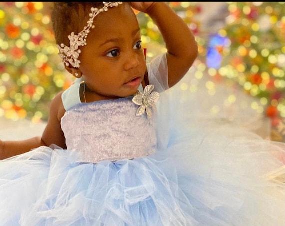 Flower Girl Crown, Baby Crown, Silver Flower Halo Crown,  Rose Gold Flower Girl Gold Crown, Wedding Bridal Crown Wreath, Baby Birthday Crown