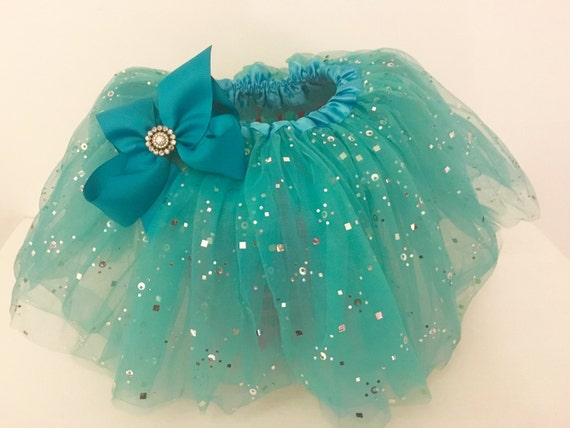 Holiday Gift, Tutu Gift Set! Girl Tutu, Hair Bow Gift Set, Hot Pink Turu Set, Turquouise Blue Tutu Gift ,Birthday Gift Girl,Toddler gift