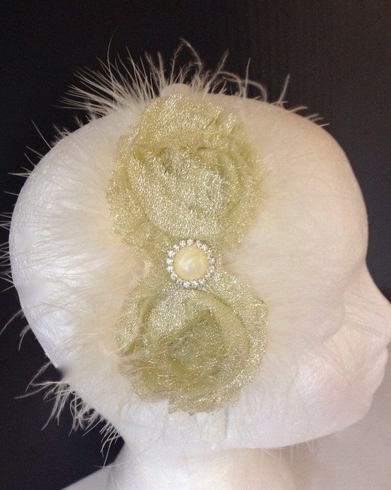 Gold Headband, Holiday Gold Clip, Royal Blue clip Headband, Sparkle White, Silver Headband, Flower Girl Headband, Bridal Headband, Portrait