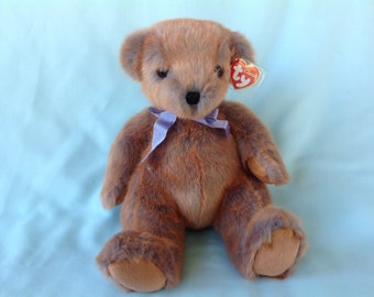 TY Classic Plush BABY GINGER the Bear